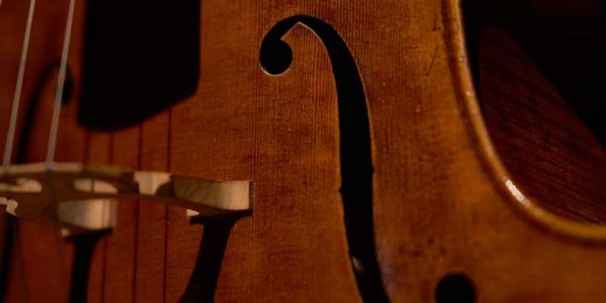 Photo of cello