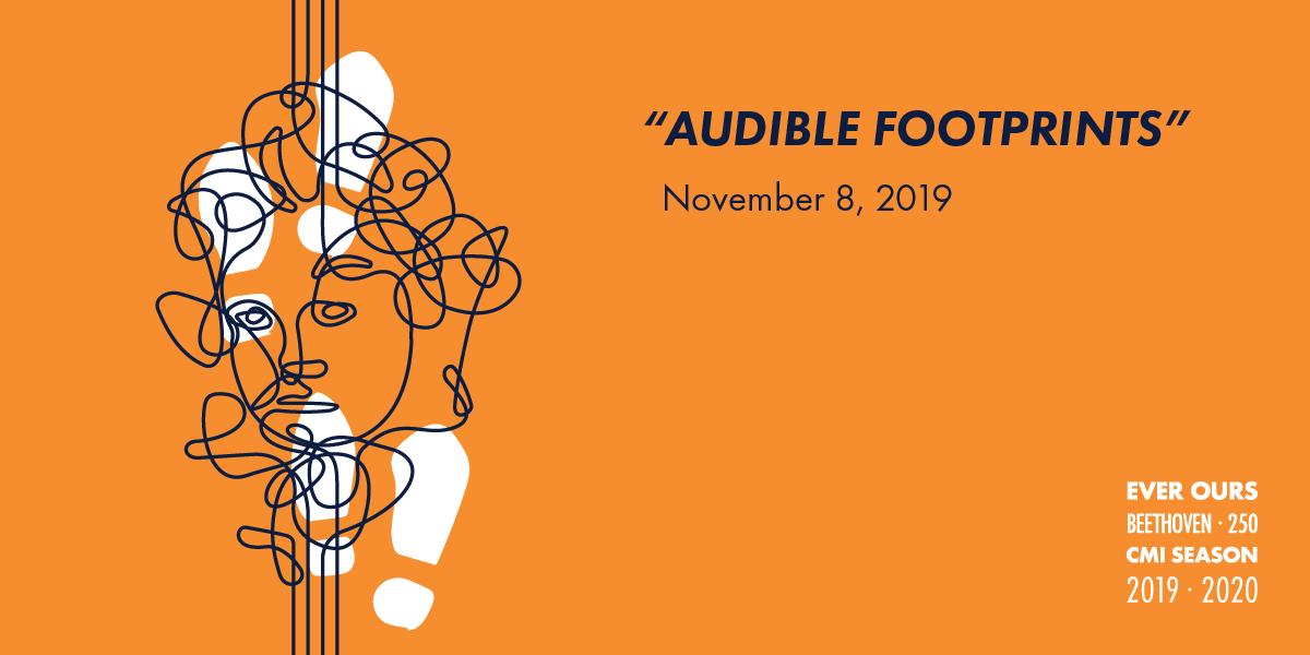 """Audible Footprints"""