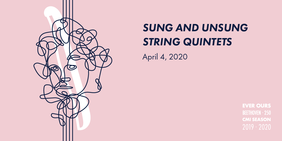 Sung and Unsung String Quintets