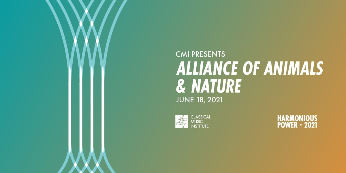 CMI Presents Alliance of Animals & Nature