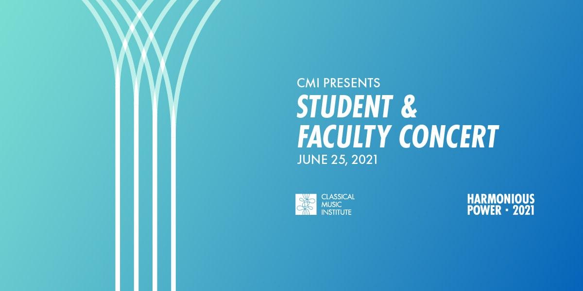 CMI Presents Student & Faculty Concert