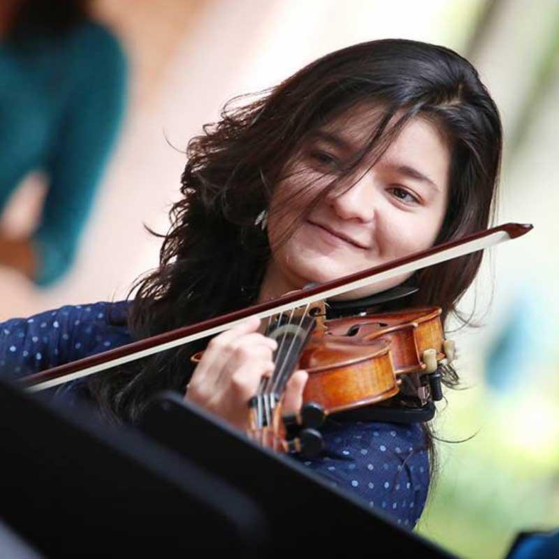 Photo of Ana María Quintero