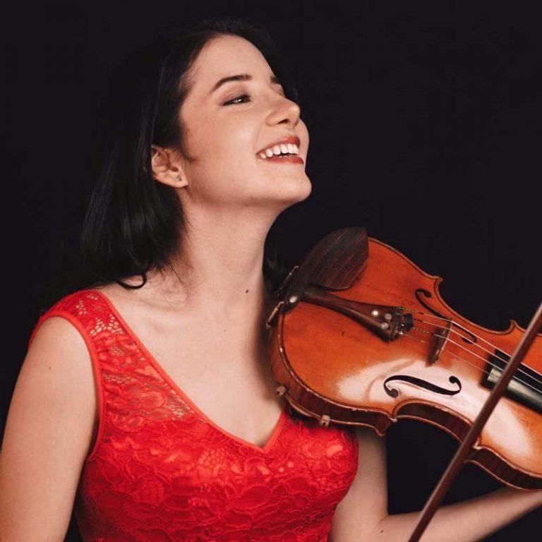 Photo of María Paula Bernal