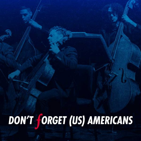 Don't ƒorget (US) Americans!