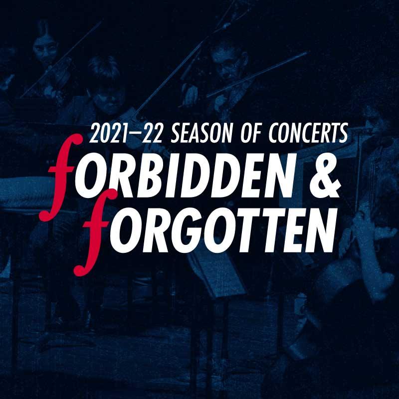 Forbidden & Forgotten