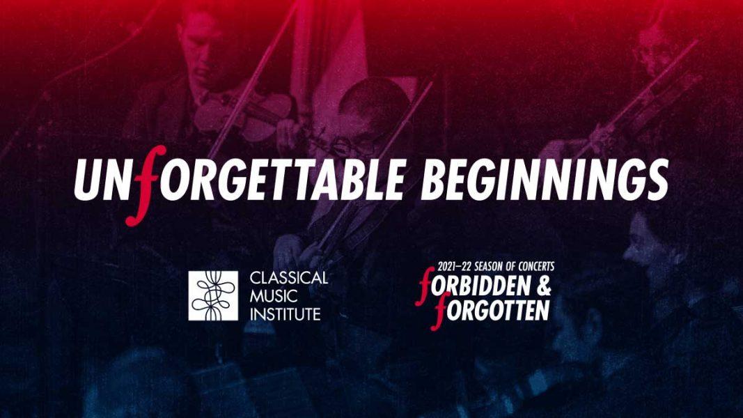 Unforgettable Beginnings